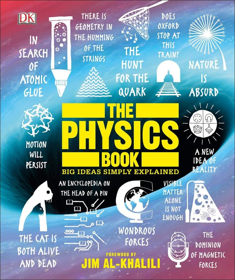 The Physics Book: Big Ideas Simply Explained   Books   Abakcus