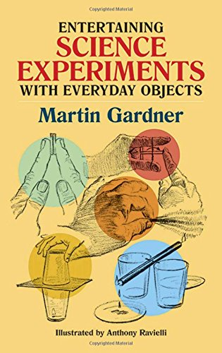 Entertaining Science Experiments with Everyday Objects | Books