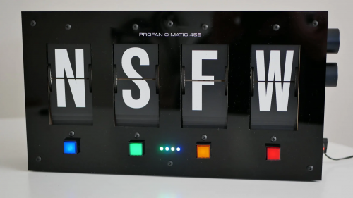 How a Split-Flap Display Works | Video | Abakcus