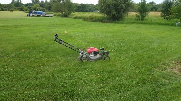 Lawn Mower on Rope / Lawn Mowing Hack | Video | Abakcus