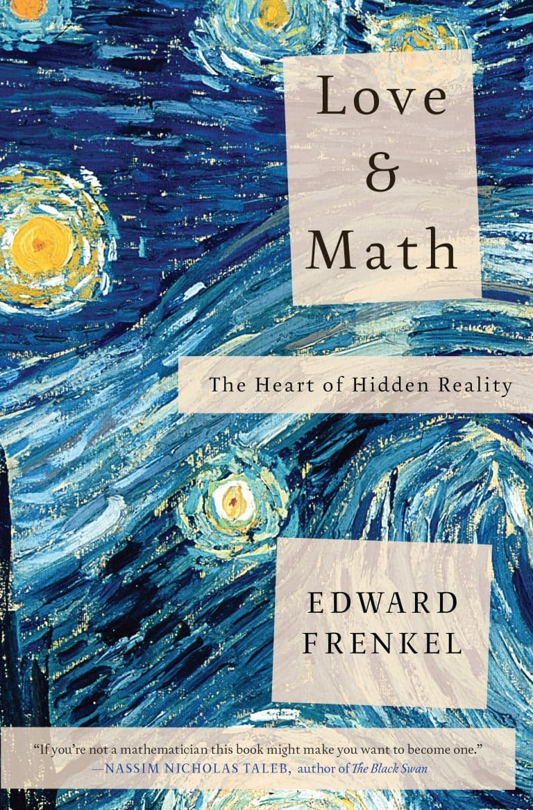 Love and Math: The Heart of Hidden Reality   Books   Abakcus
