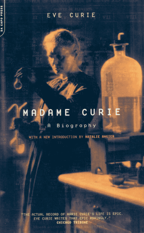 Madame Curie: A Biography | Science Books | Abakcus