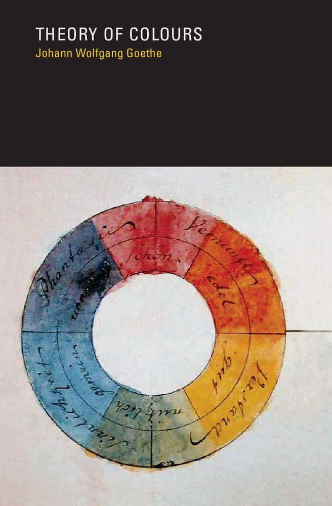 Theory of Colours | The MIT Press Books | Abakcus