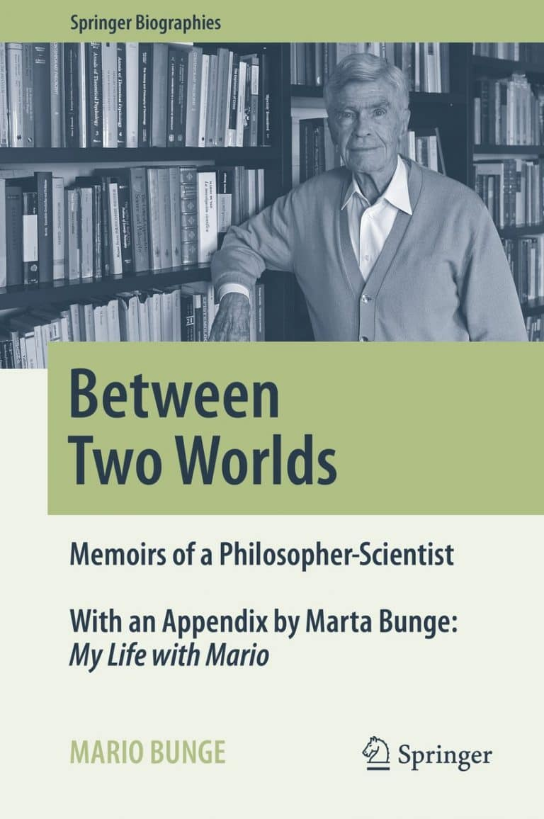 Between Two Worlds: Memoirs of a Philosopher-Scientist | Books