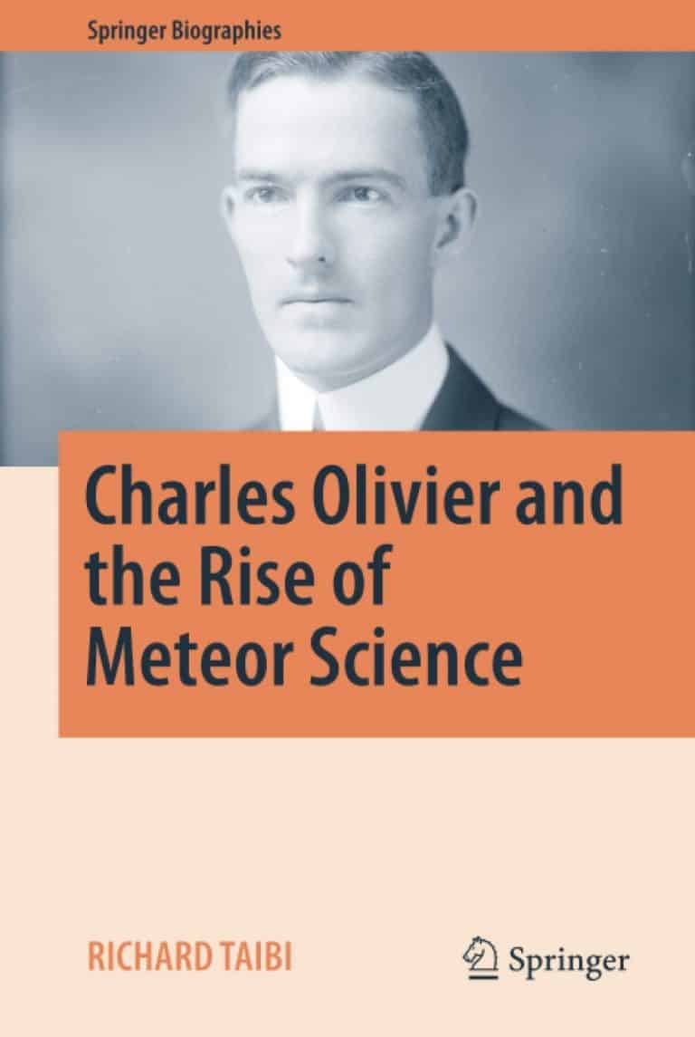 Charles Olivier and the Rise of Meteor Science | Book | Abakcus