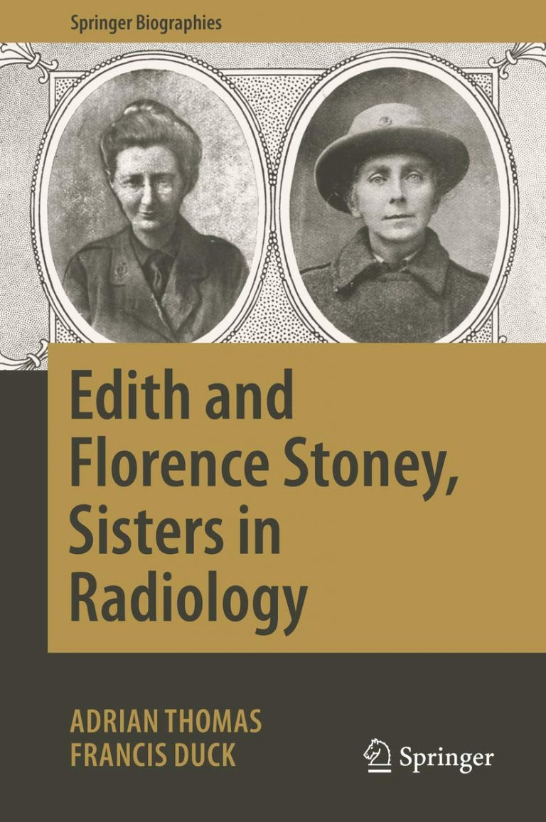 Edith and Florence Stoney, Sisters in Radiology | Book | Abakcus