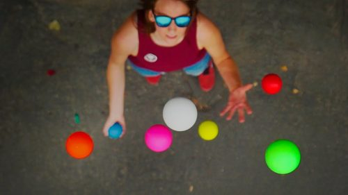 Perspective - Juggling From Above | Video | Abakcus