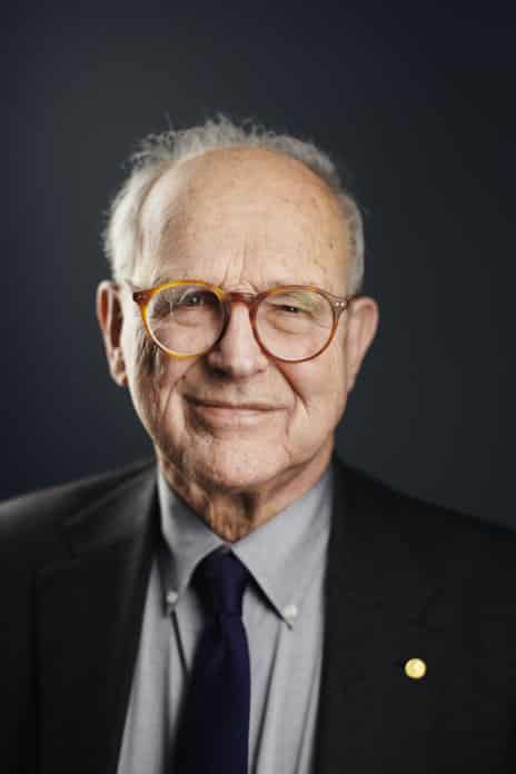 Rainer Weiss | The Nobel Prize in Physics | Abakcus