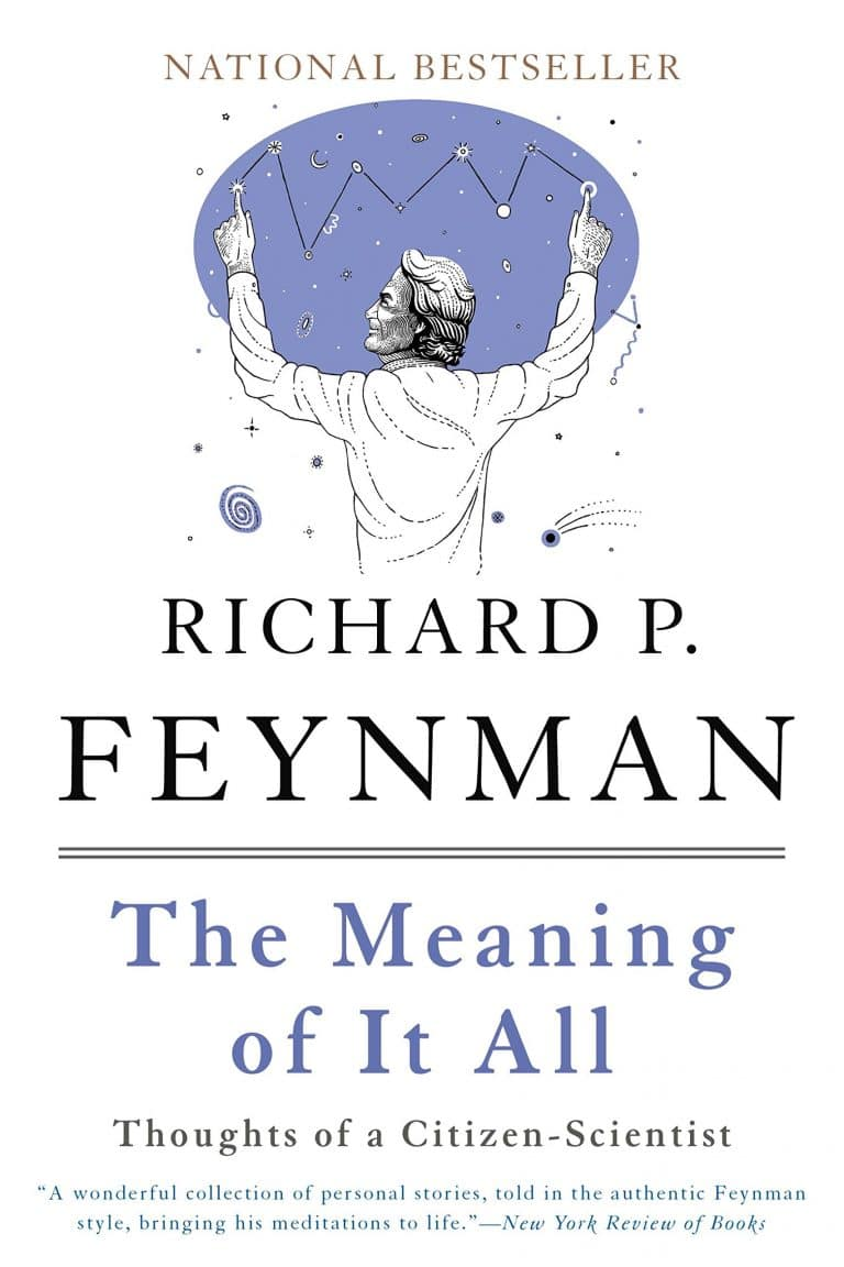 The Meaning of It All: Thoughts of a Citizen-Scientist | Books | Abakcus