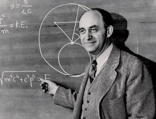 A Meeting with Enrico Fermi | Article by Freeman Dyson | Abakcus
