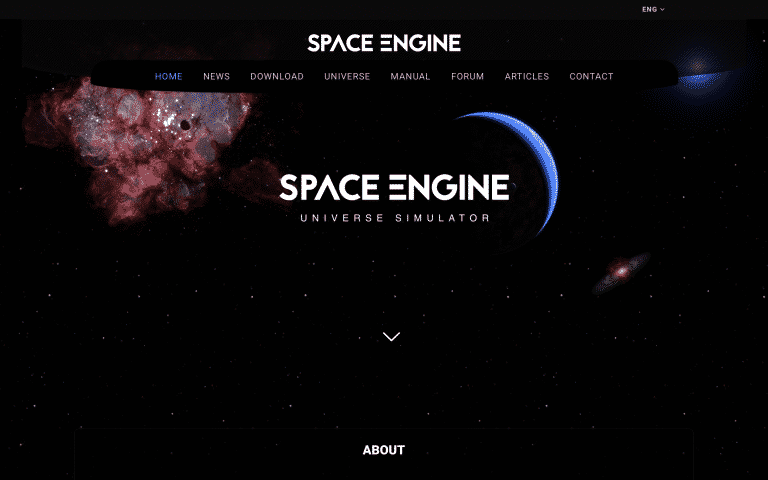Space Engine | Online Tools | Abakcus