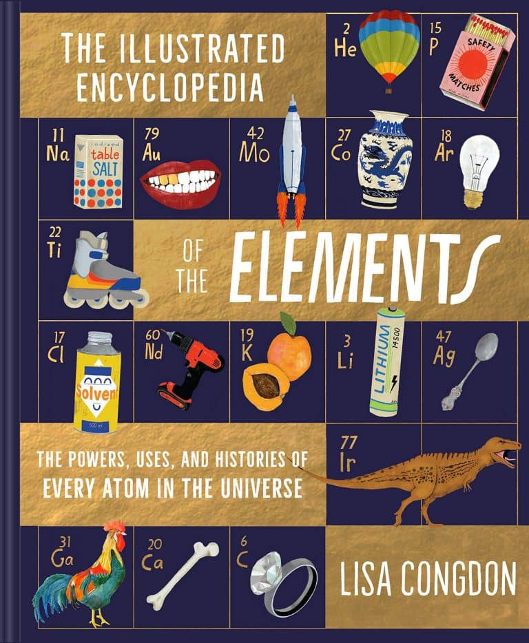 The Illustrated Encyclopedia of the Elements | Book | Abakcus