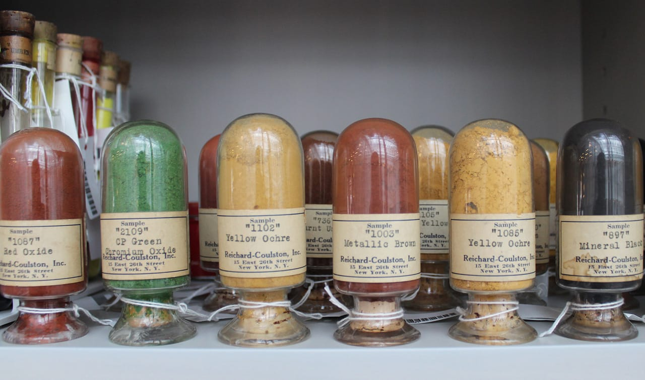 The Harvard Library That Protects The World's Rarest Colors | Article
