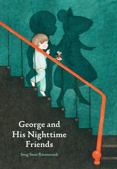 George and His Nighttime Friends   Abakcus
