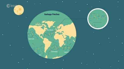 Keeping an Eye on Ocean Plastic Pollution from Space | Video | Abakcus