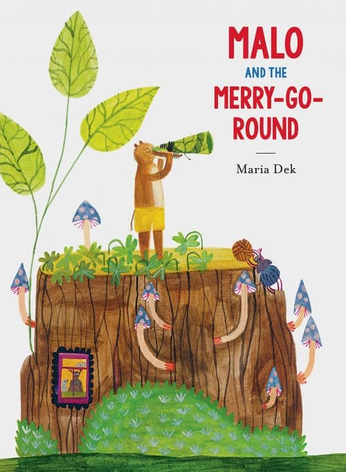 Malo and the Merry-Go-Round   Abakcus