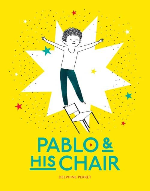Pablo and His Chair | Abakcus