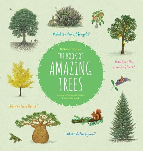 The Book of Amazing Trees | Abakcus