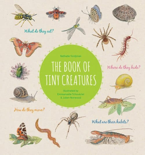 The Book of Tiny Creatures | Abakcus