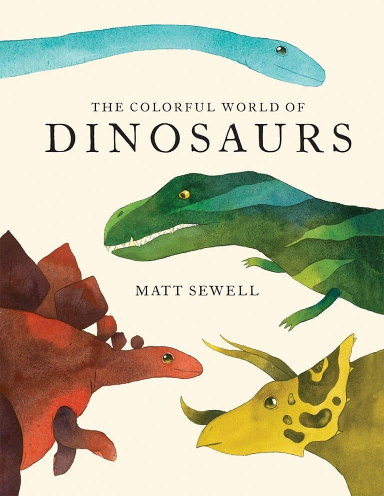 The Colorful World of Dinosaurs   Abakcus