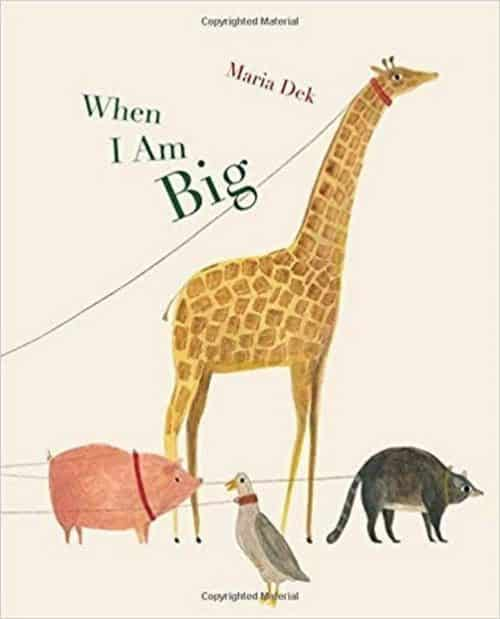 When I Am Big | Abakcus