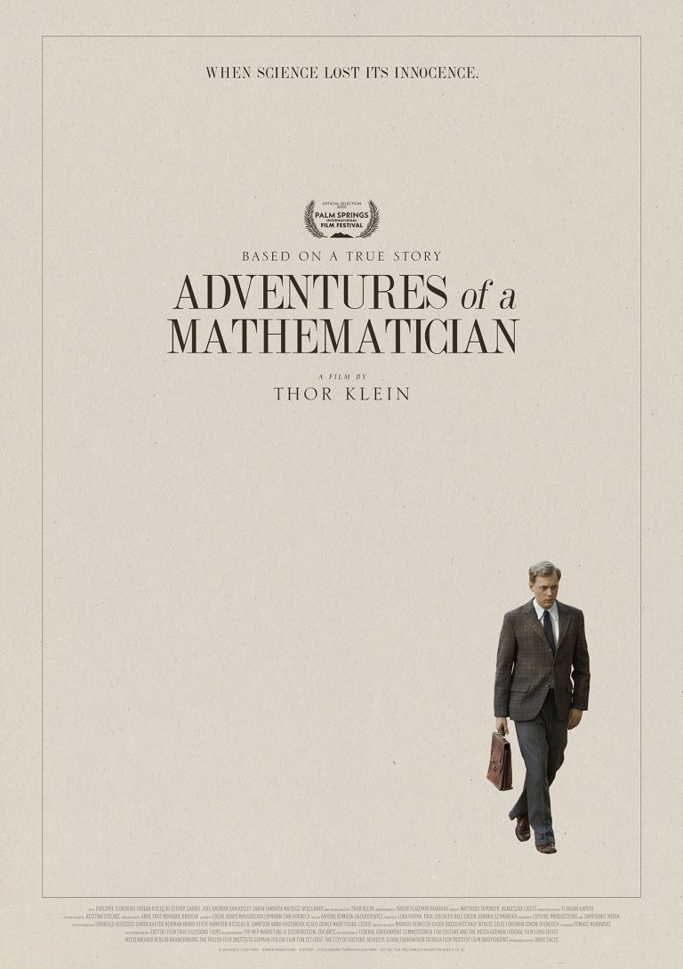 Adventures of a Mathematician   Movie   Abakcus