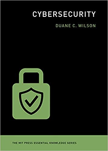 Cybersecurity | Book | The MIT Press Essential Knowledge Series