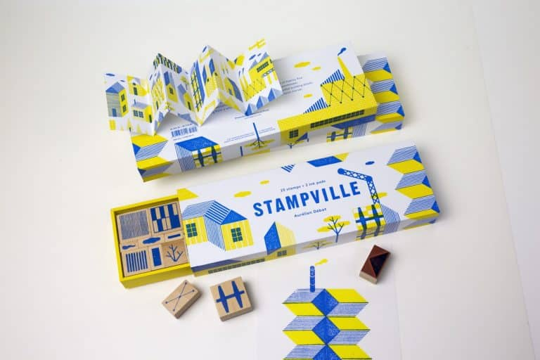 Stampville | Cool Things for Children