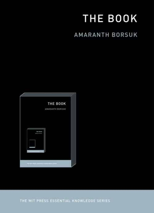 The Book | Book | The MIT Press Essential Knowledge Series