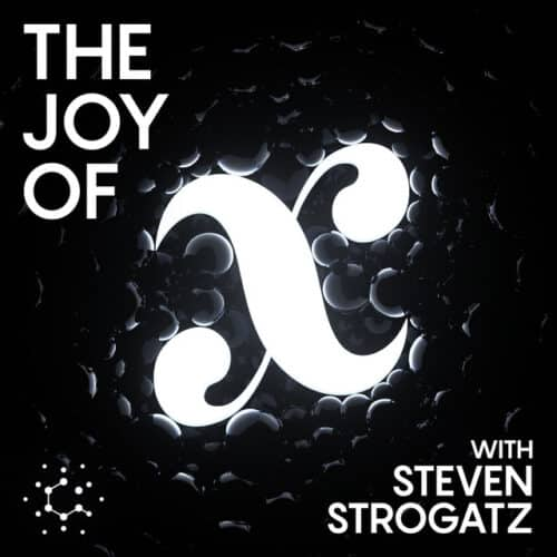 The Joy of x Podcast | Best Science Podcasts | Abakcus
