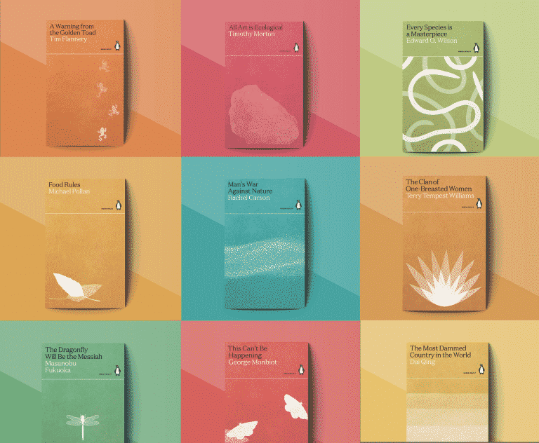 Green Ideas: 20 Beautiful Books from Penguin to Make Awareness of Global Warming